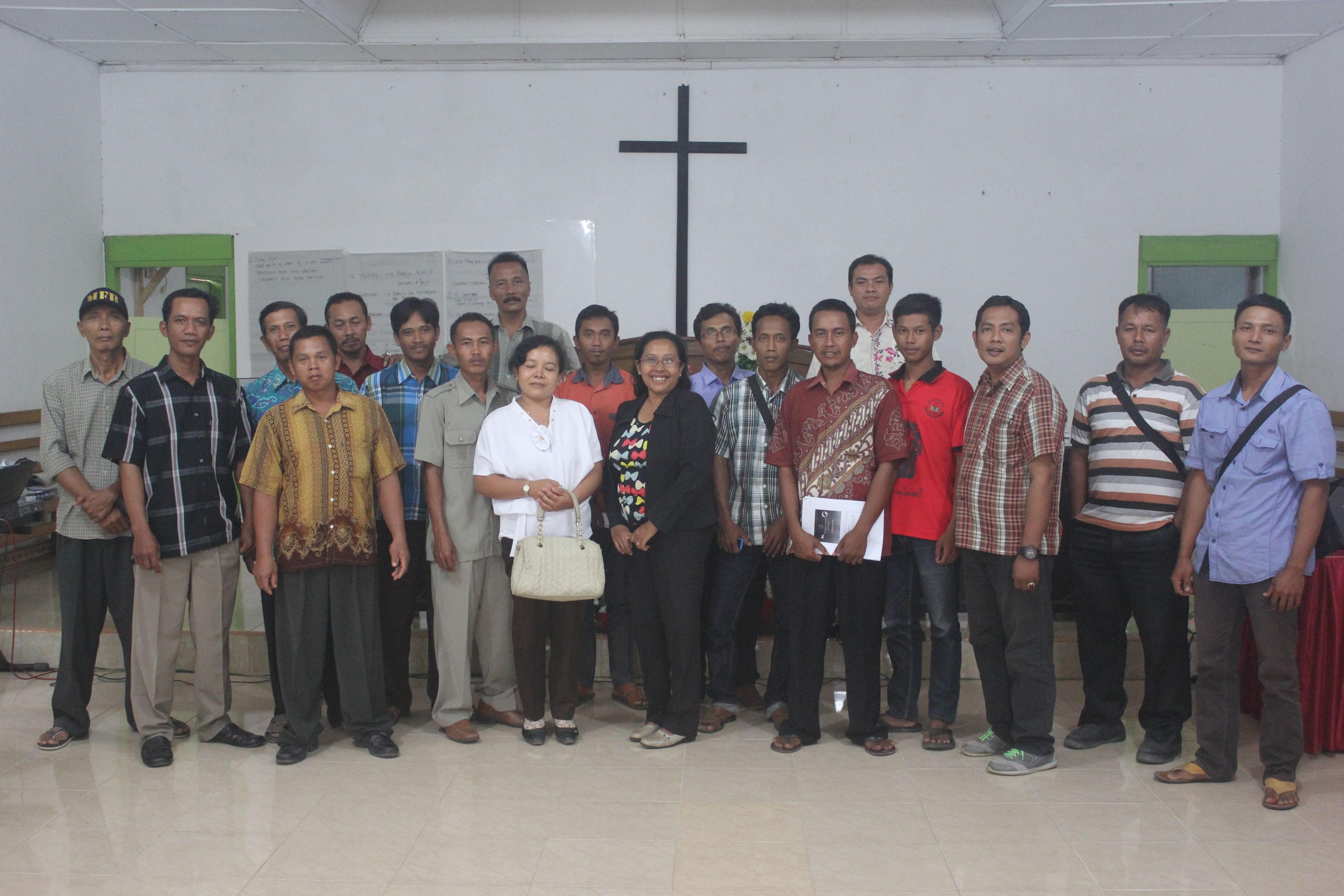 Pelatihan Dasar Koperasi di Buay Madang