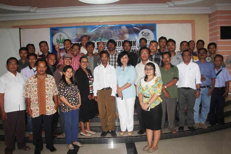 Seminar Studi Konflik Dan Pembangunan Perdamaian Suku Anak Dalam (SAD)