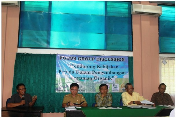 Menuju Kebijakan Pengembangan Pertanian Organik Yang Berpihak Pada Petani