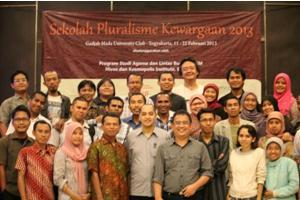 Sekolah Pluralisme Kewargaan