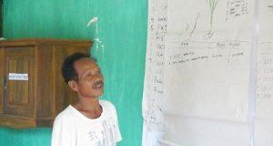 Pak Istamar, Siap Berubah Menjadi Petani Organik