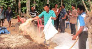 Pelatihan Kompos di Merapi, Seputih Mataram-Lamteng