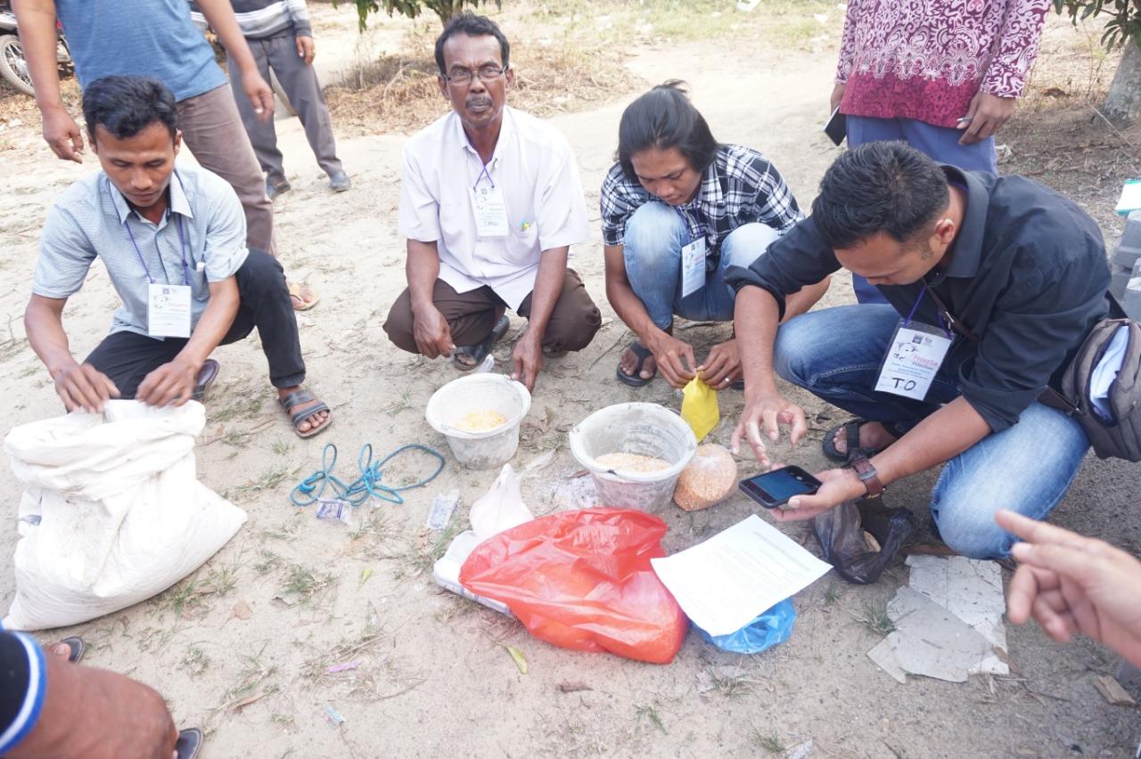Menyemai Sukarelawan Kesehatan Hewan di Belitang