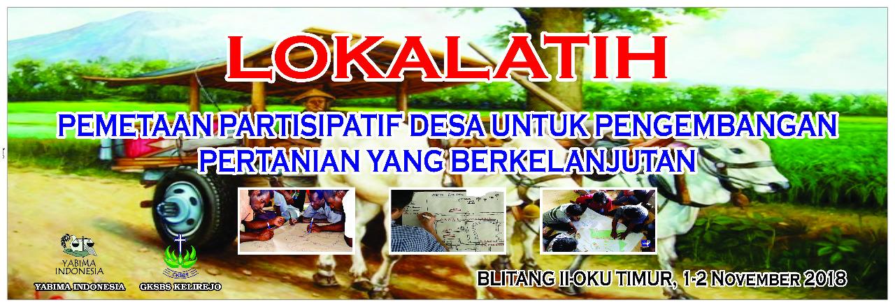 Lokalatih Pemetaan Partisipatif Desa