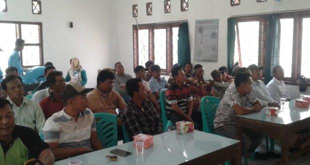 Sosialisasi Pengembangan Pertanian Organik di Lampung Timur